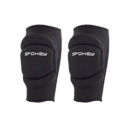 Spokey Voleyball knee pads secure black
